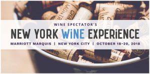 New York Wine Experience @ Marriott Marquis | New York | New York | United States