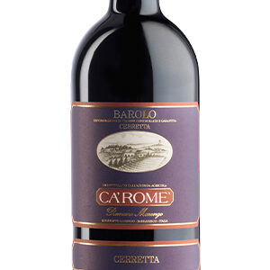 """Ca' Rome Barolo """"Cerretta"""" DOCG"""