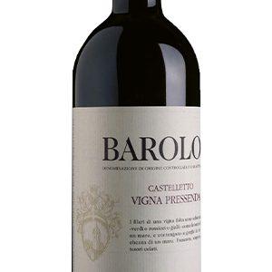 """Conterno Fantino Barolo Castelletto """"Vigna Pressenda"""" DOCG"""