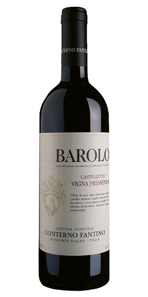 """Barolo Castelletto """"Vigna Pressenda"""" DOCG"""
