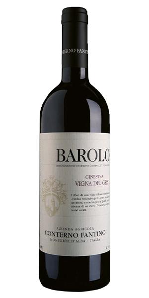 "Barolo Ginestra ""Vigna del Gris"" DOCG"