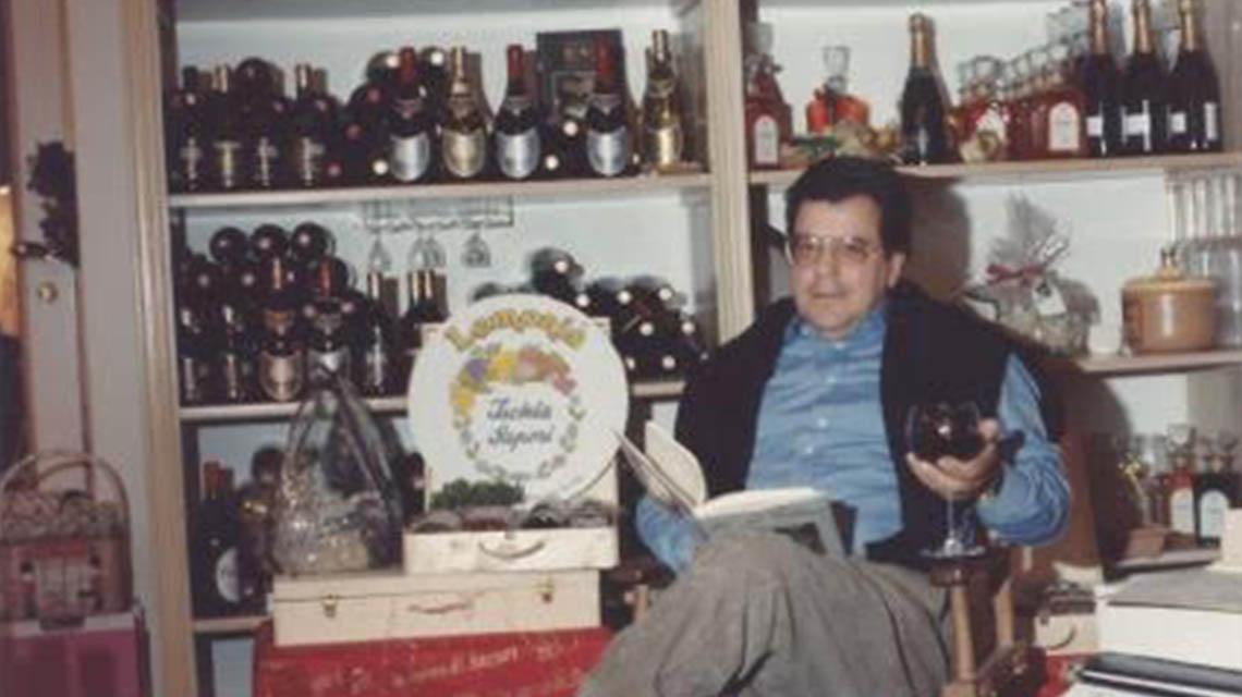 Ischia Sapori FOunder: Bruno Savastano