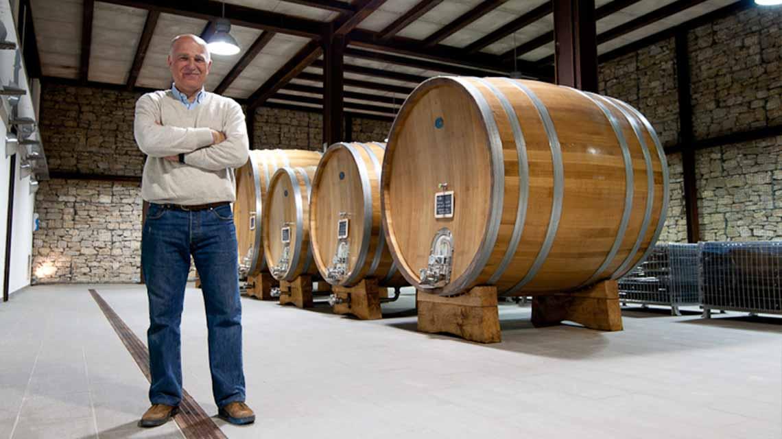 Bellafonte Owner Peter Heilbron