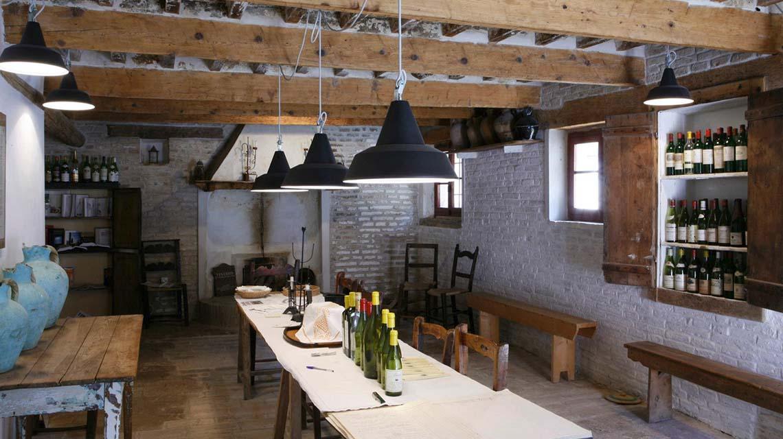 Bucci Tasting Room