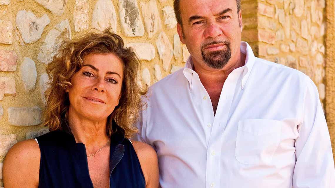 Owners: Gioia and Filippo Cresti