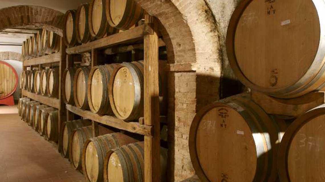 Cignale Cellar