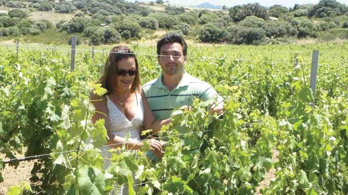 Jankara Owners: Renato and Angela Spanu