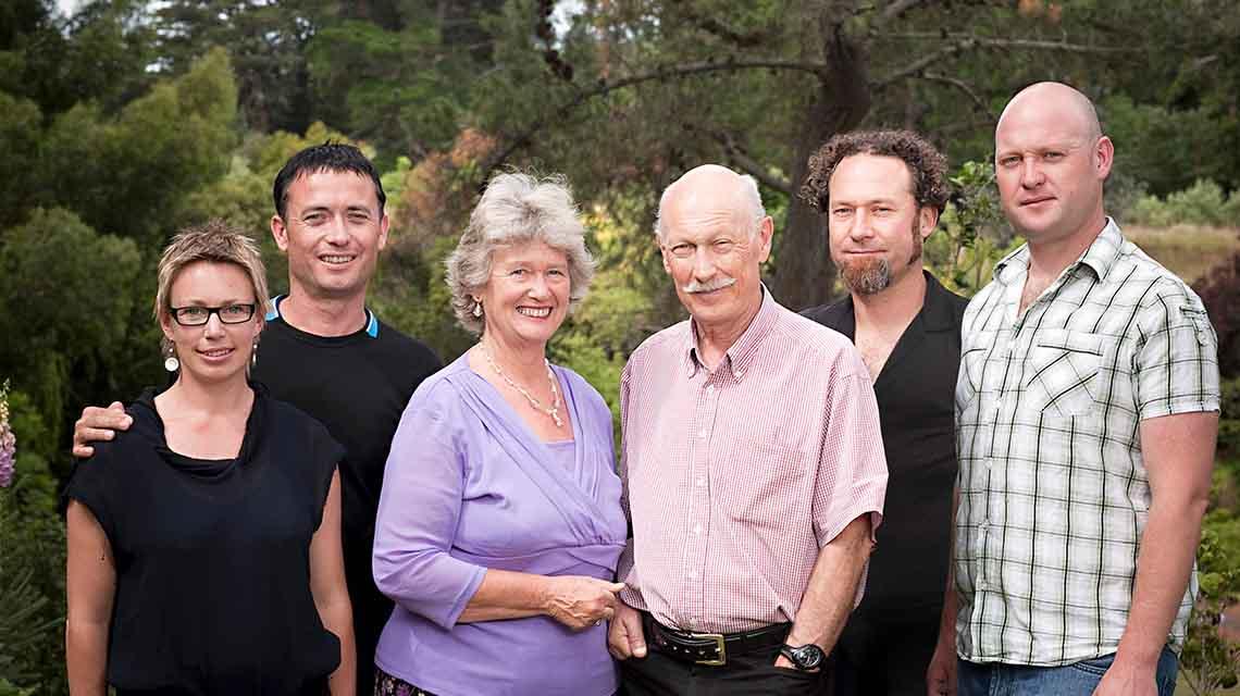 Main Divide Family: The Donaldson Family