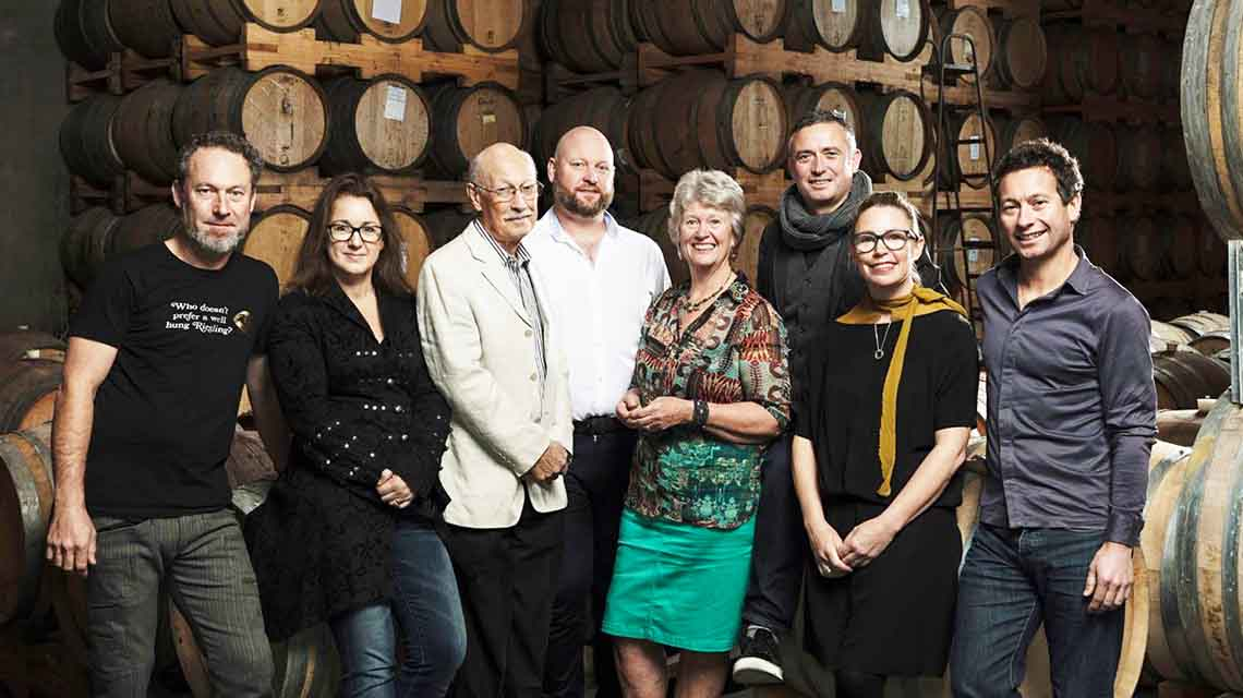 Pegasus Bay Owners: The Donaldson Family