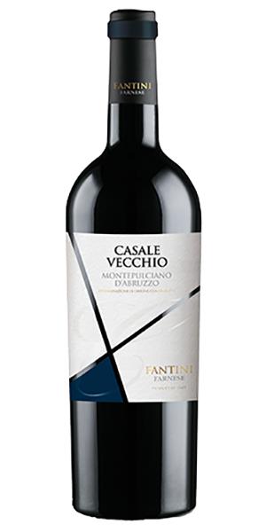 """Fantini """"Casale Vecchio"""" Montepulciano d'Abruzzo DOC"""