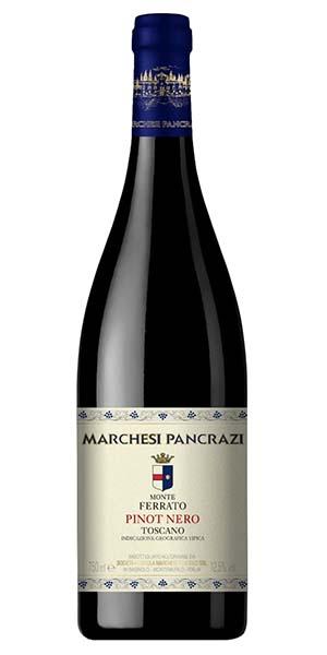 "Marchesi Pancrazi Pinot Noir Toscana ""Monte Ferrato"" IGT"