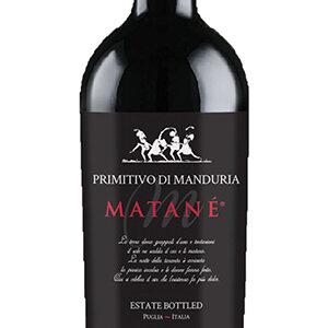 """Matané Primitivo di Manduria """"Il Matané"""" DOC"""