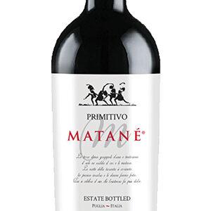 Matané Primitivo Puglia IGT