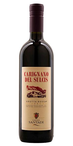 "Santadi Carignano del Sulcis ""Grotta Rossa"" DOC"