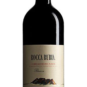 """Santadi Carignano del Sulcis Riserva """"Rocca Rubia"""" DOC"""