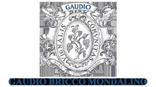 Gaudio Bricco Mondalino Logo