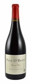 Paul O'Brien Pinot Noir Umpqua Valley