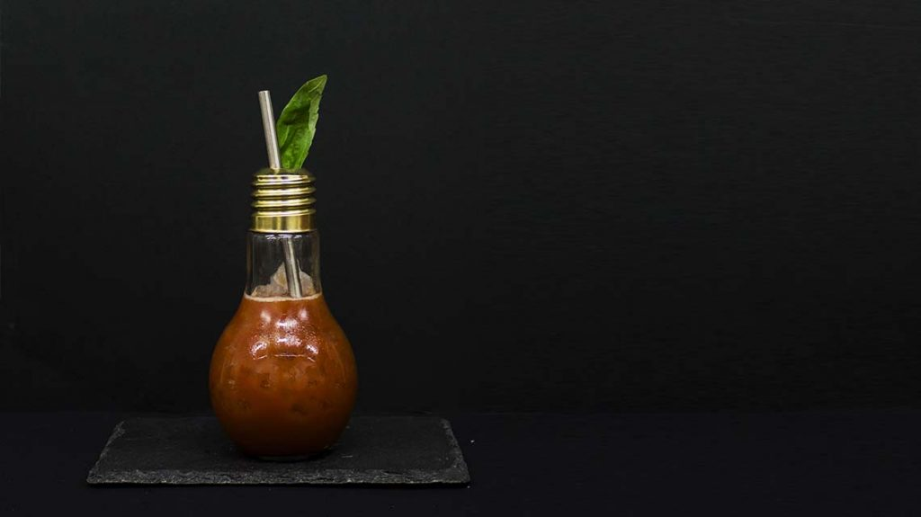 Bloody OLOS Cocktail