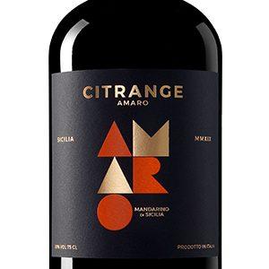 Citrange Amaro Citrange al Mandarino di Sicilia